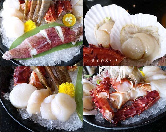 20 八田-頂級帝王蟹燒烤吃到飽