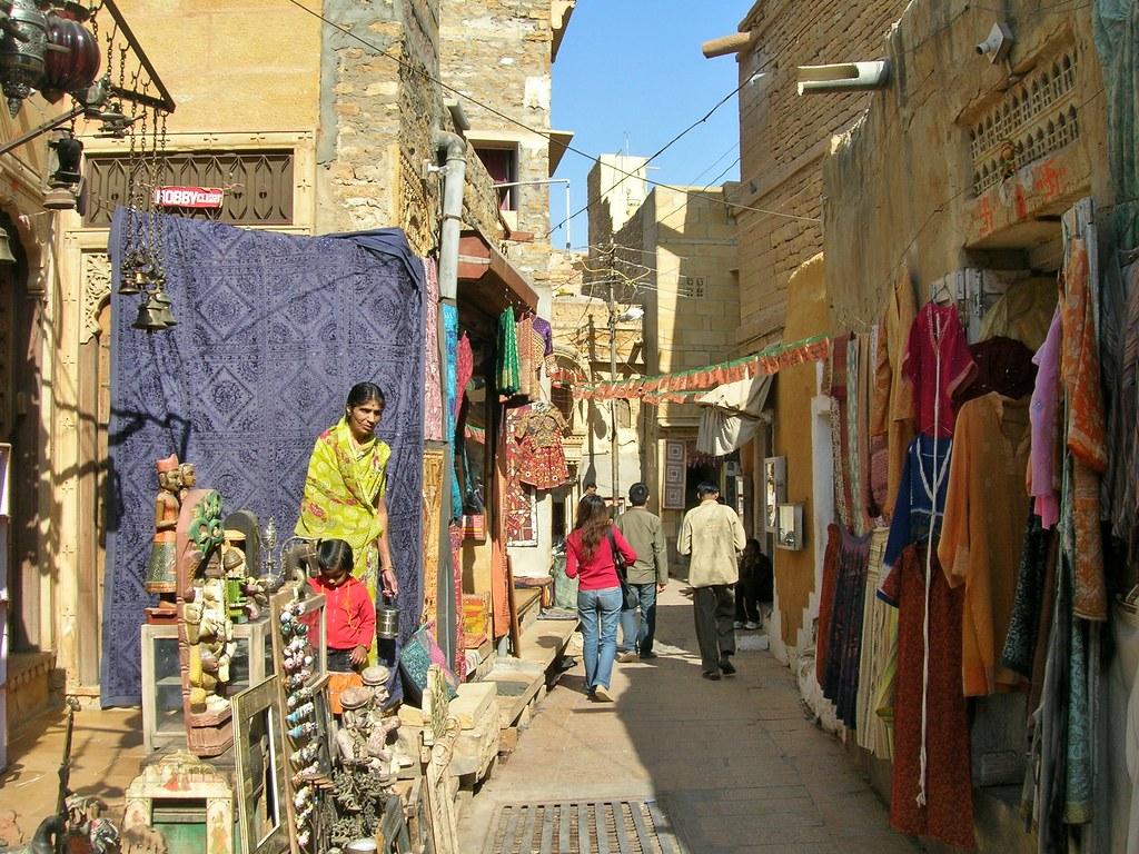 Jaisalmer - The golden mirage - Alvinology