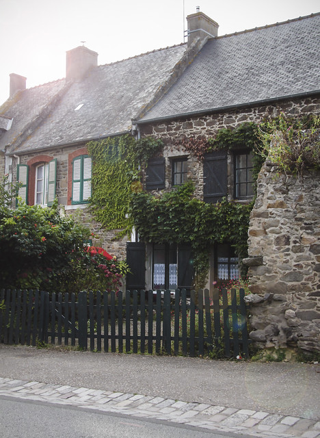 Saint-Suliac, Brittany