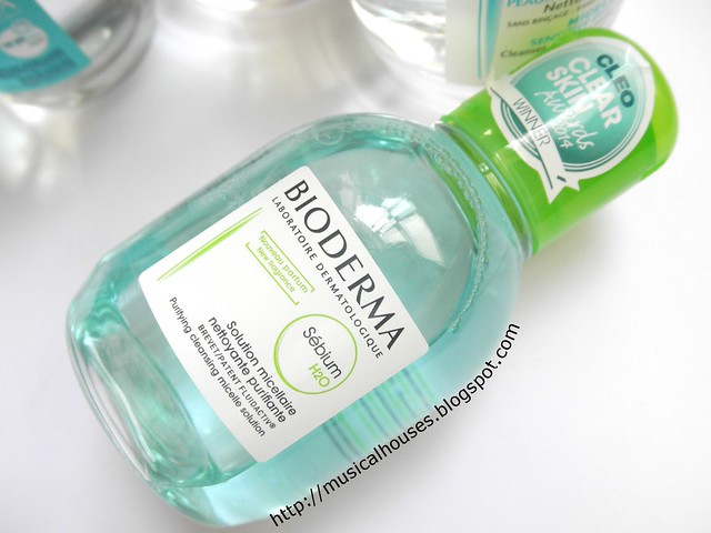 Bioderma Sebium Bottle