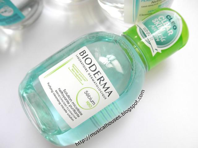 Bioderma Sebium Bottle