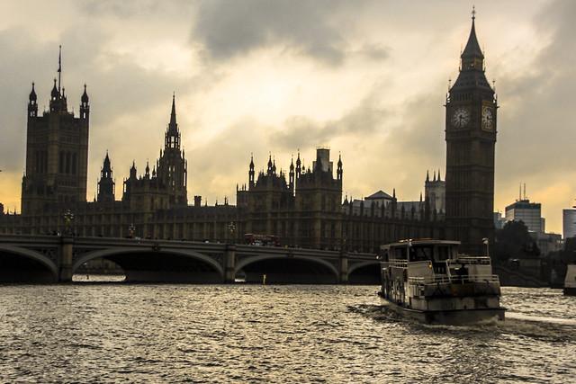 Ein Regentag in London (249/365)