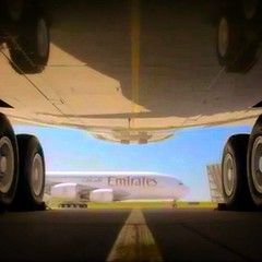 Emirates gets its 50th A380  #Aviation #Aircraft #airline #airbus #a380 #airport