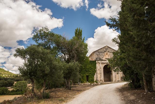 Monasterio de Monsalud, Córcoles