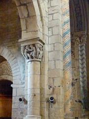 Anzy-le-Duc, Prioratskirche Sainte-Trinité