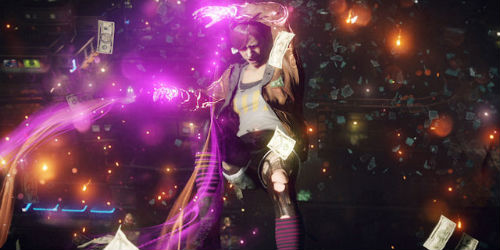 inFamous First Light - Chapter 5: The Ending