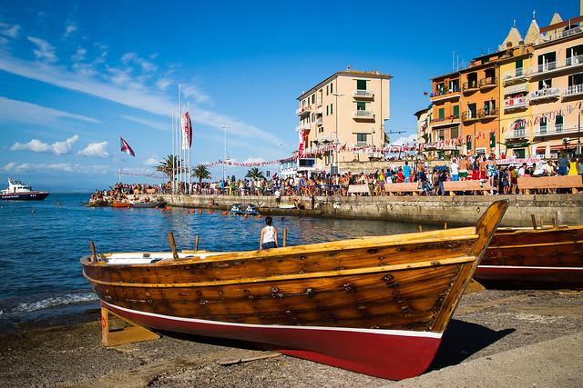 Palio Marinaro dell'Argentario - Italy