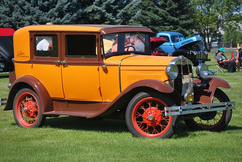 fords unlimted car show 1