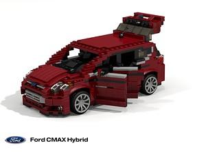 Ford C-Max Hybrid (2013)