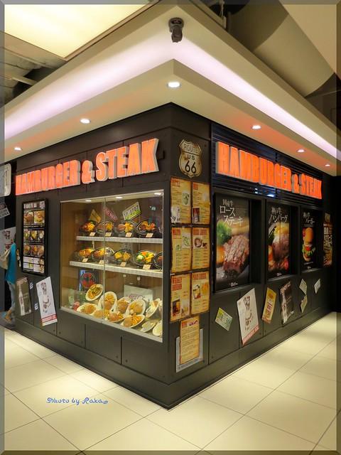 Photo:2014-08-13_ハンバーガーログブック_【大阪】【梅田】神戸牛ハンバーガー&ハンバーグ&ステーキ BLA diner ヨドバシウメダ店 ランチチョイスはベーシックな神戸牛バーガーで!_05 By:logtaka