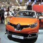 Renault Captur (front)