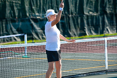 2014 Senior Games - Pickleball