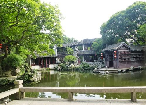 Jiangsu-Tongli-Jardin Tuisi (6)