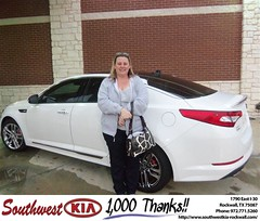 #HappyBirthday to Timothy Tria from Kathy Parks at Southwest KIA Rockwall!