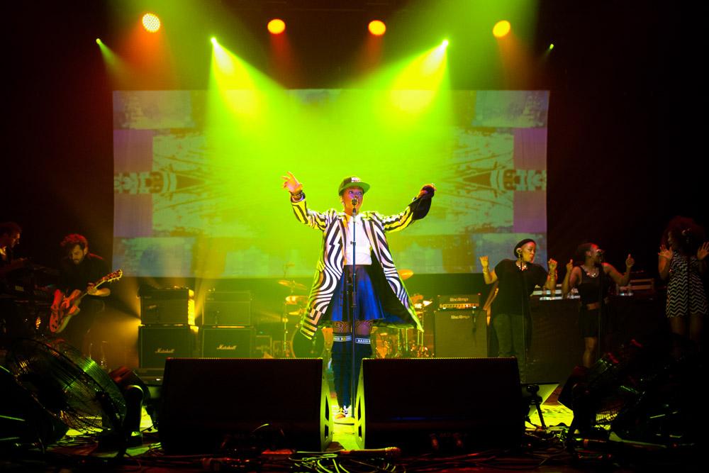 Lauryn Hill @ Brixton Academy, London 20/09/2014