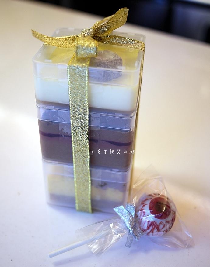 14 La Pochette 小口袋甜品