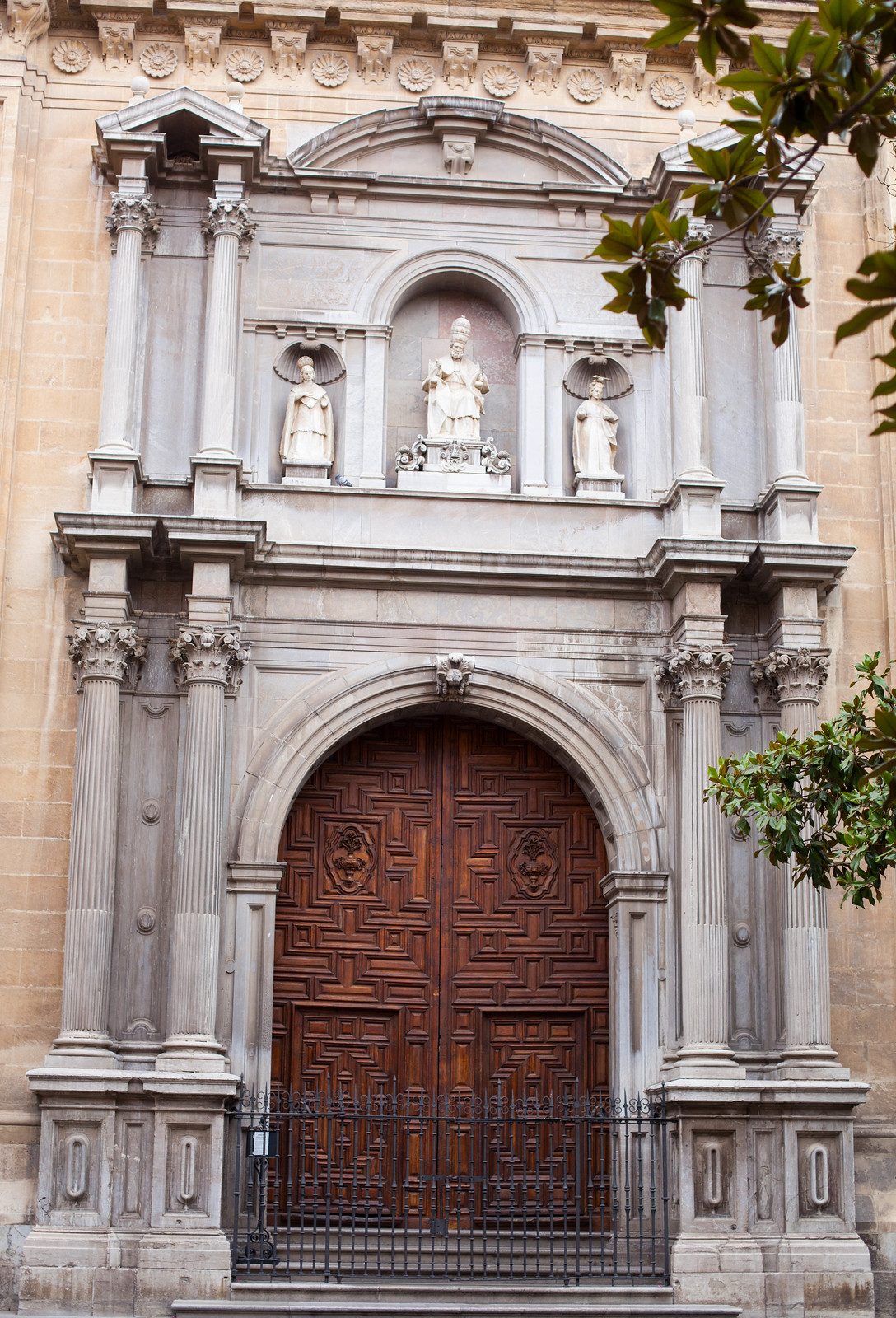The Cathedral in Granada
