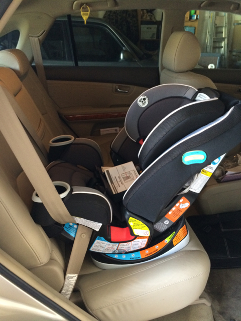 Let\'s Talk About Car Seats: Graco 4Ever Review! | Days made of now...