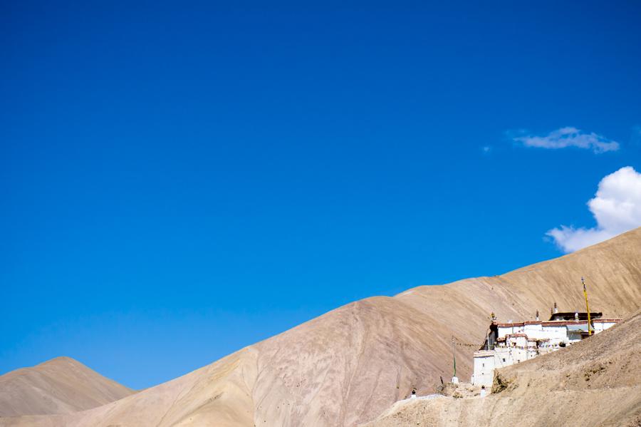 Бодх Карбу Гомпа (Монастырь Бодх Карбу), Ладакх, Индия © Kartzon Dream - авторские путешествия, авторские туры в Индию, тревел фото, тревел видео, фототуры
