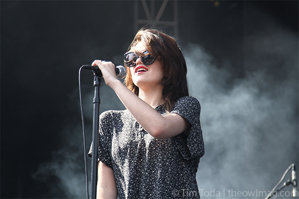 Sky Ferreira @ Boston Calling 2014, Saturday