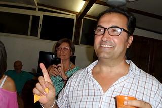 Noicattaro. Aldo Bove front