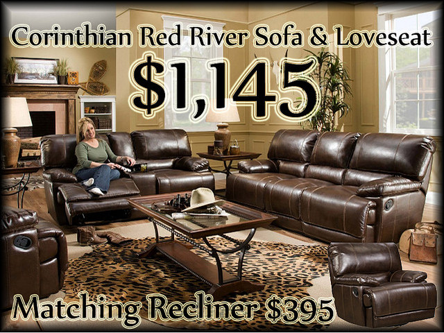 CORINTHIAN RED RIVER $1145