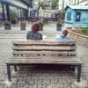 Generations read books. #Tbilisi #humansoftbilisi #streetphotography #generations #books #reading