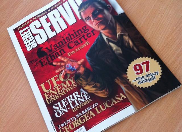 Secret Service #97