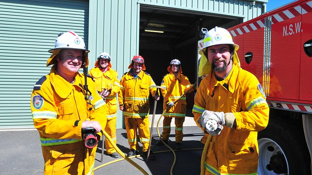 Rural Fire Service Open Day This Saturday in Orange