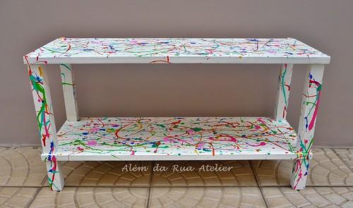 Mesa customizada