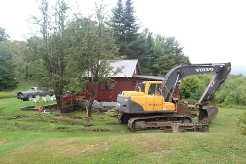 Cabin Dirt Work-4
