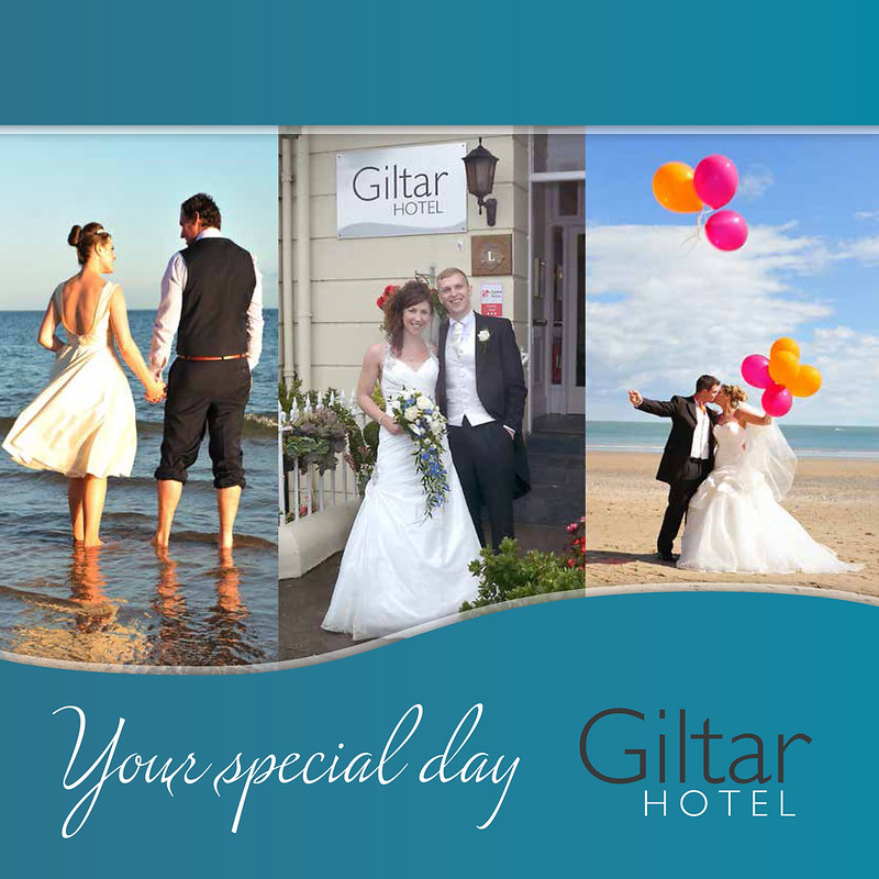 Giltar Hotel Wedding Brochure 2014/2015