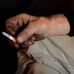 #hand of an #artist #mestia #svaneti