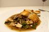 Mushroom, Leek and Tofu Pie