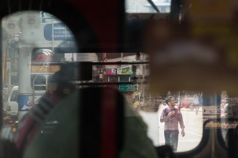 Bus, Bandarawela