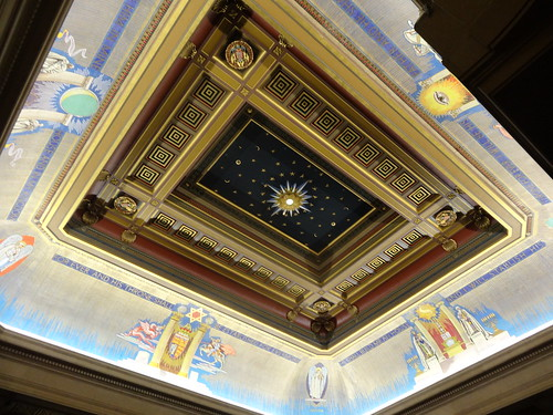 04s - Ceiling of Great Hall