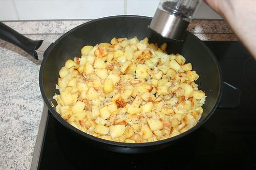63 - Mit Pfeffer & Salz abschmecken / Taste with salt & pepper