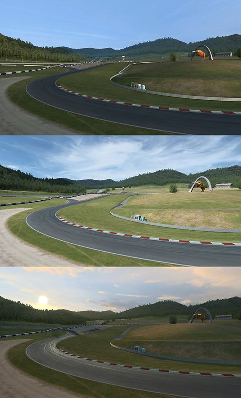 RaceRoom Racing Experience Time of Day