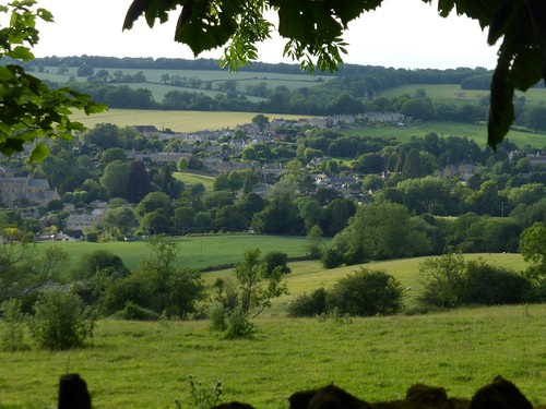 Looking back to Blockley