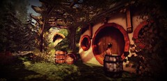 Hobbiton A Blogpost & Machinima
