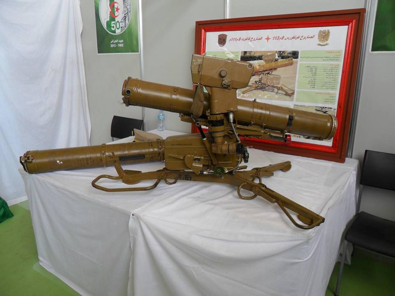 القوات البرية الجزائرية [  Missiles Anti-Chars ]   33577171561_fbe6bce974_o