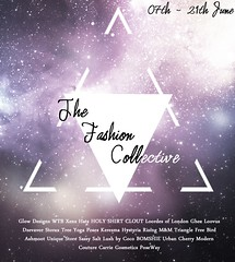 07th April - 21th June @The Fashion Collective