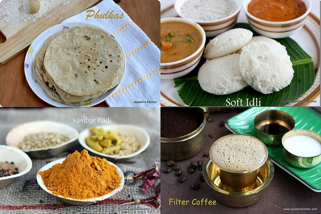 indian kitchen basics | complied posts of basics recipes