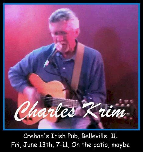 Charles Krim 6-13-14