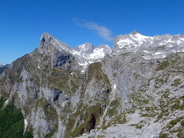Picos de Europa desde el Mirador de Fuente Dé (Cantabria)