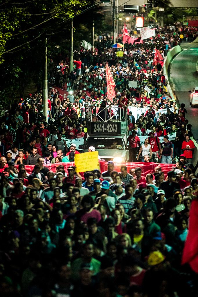 MTST • São Paulo • Junho 2014