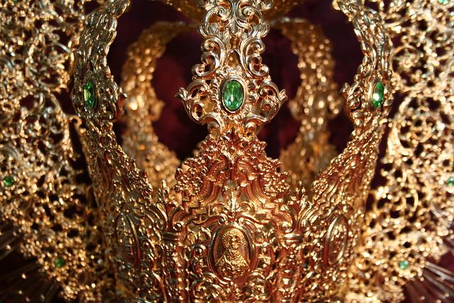 Corona de María Santísima del Dulce Nombre y Esperanza, Cáceres