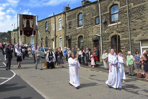 All Saints Micklehurst, Arundel Street, Mossley