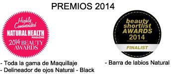 Premios Lily Lolo 2014