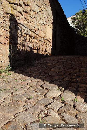 7 - провинция Португалии - маленькие города, посёлки, деревушки округа Каштелу Бранку